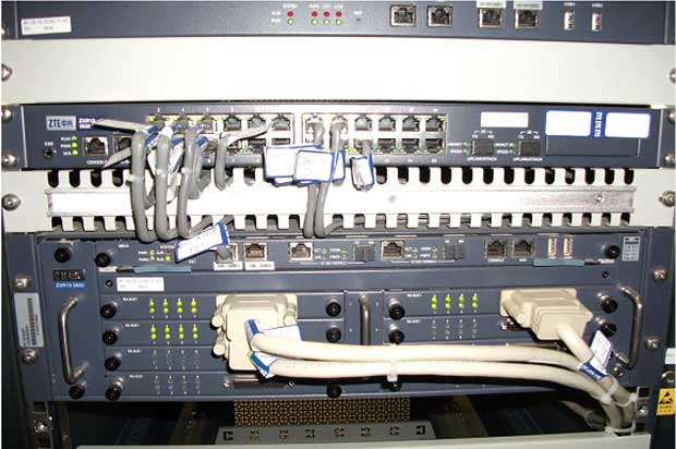 Core Network Equipment Installation