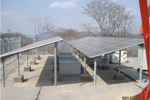 Solar, Generator and Battery Installations